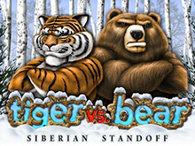 Tiger Vs Bear играть онлайн в бонусных раундах